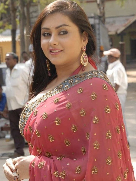 Latest Namitha Hot Stills