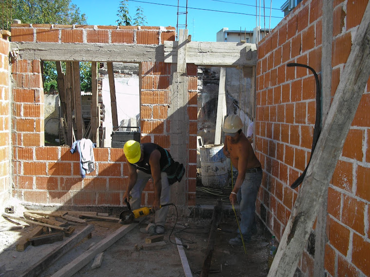Avance de obra 4-2013