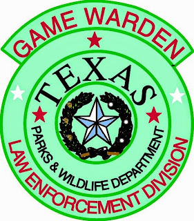 The patch for Texas Game Wardens.