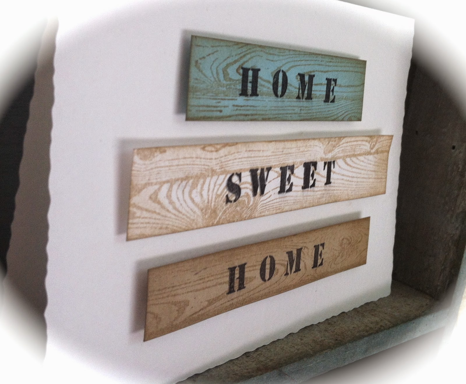 Laura 39 s creative moments home sweet home - Am pm catalogus ...