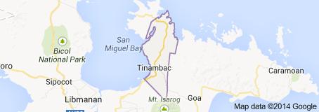 Tinambac, Camarines Sur