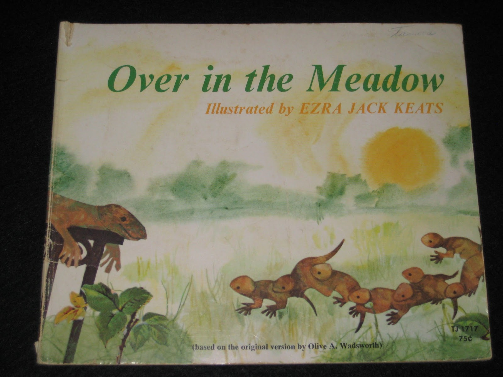 over in the meadow book pdf