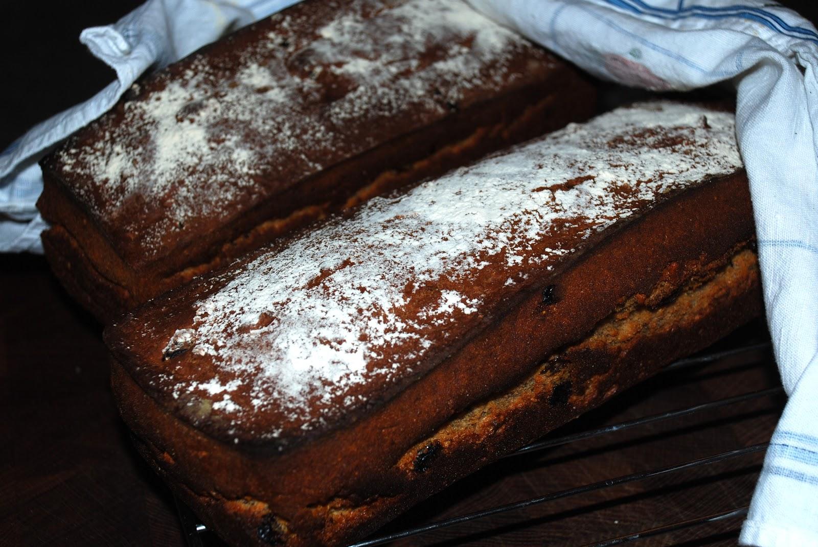 bröd utan vetemjöl och mjölk