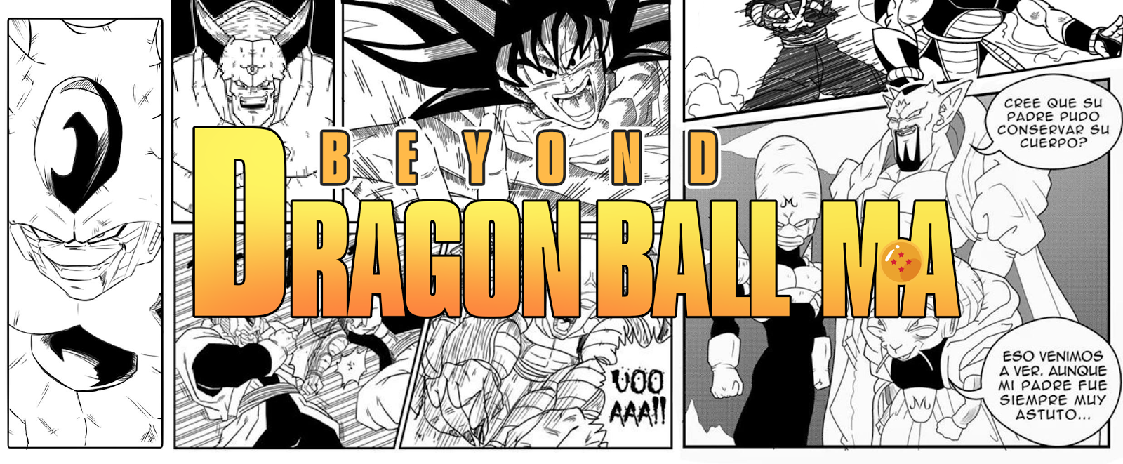 Beyond Dragon Ball M.A