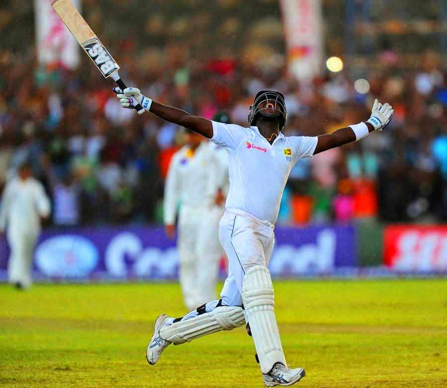 Sri Lanka beats Pakistan by 7 wickets in first Test
