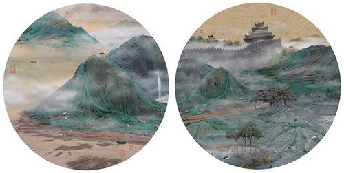 yao-lu-chinese-paintings-landfill
