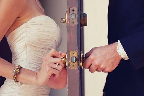 сватбена традиция да не се вижда роклята на булката