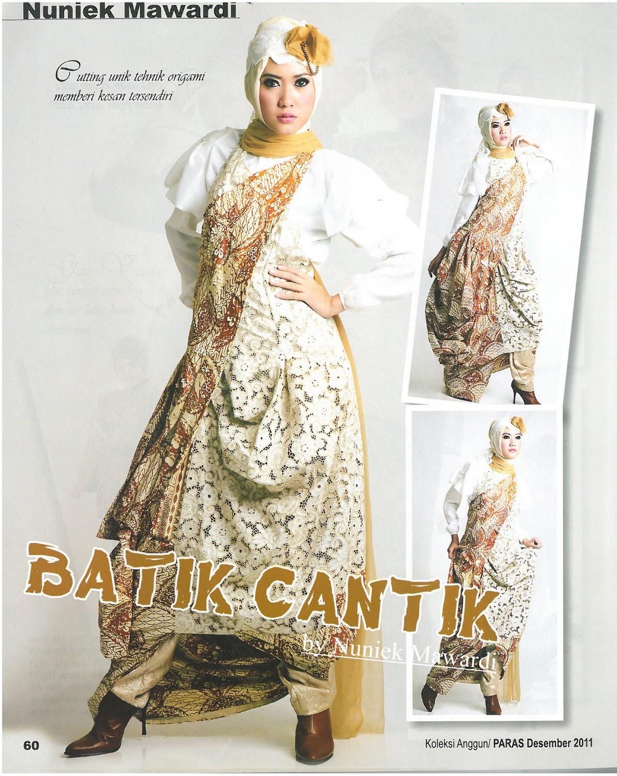 Lovely Batik-Malabis Moslem