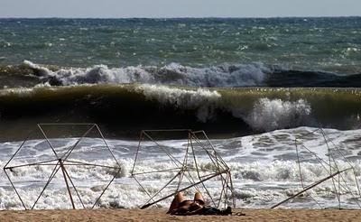 Бурно море вълни