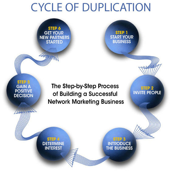 Cycle of Duplication In Internet Marketing