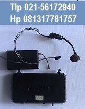 headset Shure svx murah