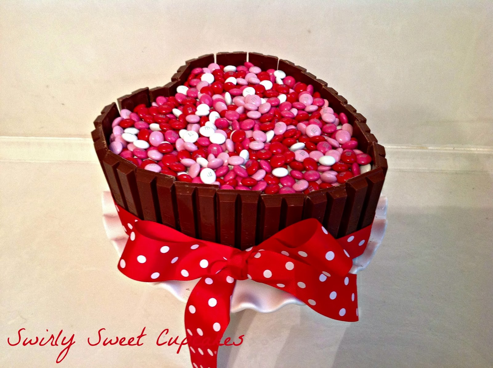 Easy Valentineu0027s Day Cake