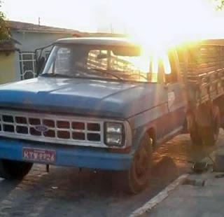 Caminhão é furtado da porta da casa do proprietário em Soledade