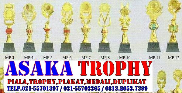 Piala Murah ~ Grosir Piala ~ Toko Piala ~ Pabrik Piala