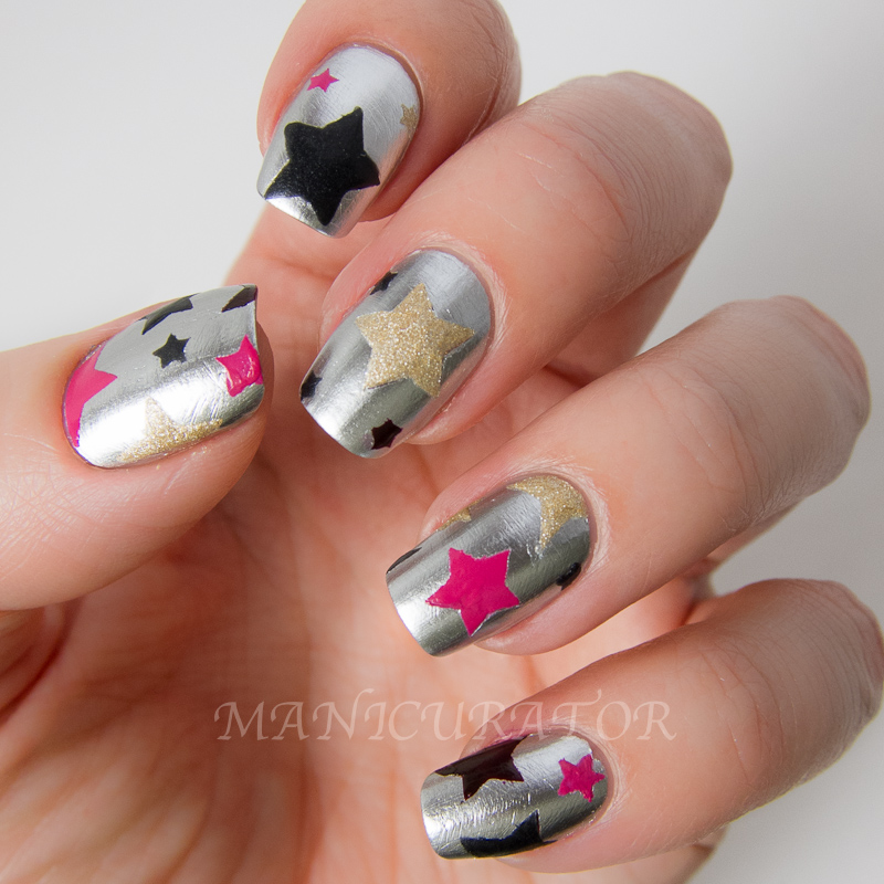 OPI_Gwen_Stefani_Push_And_Shove_Hey_Baby_Love_Angel_Music_Baby_Star_Nail_Art