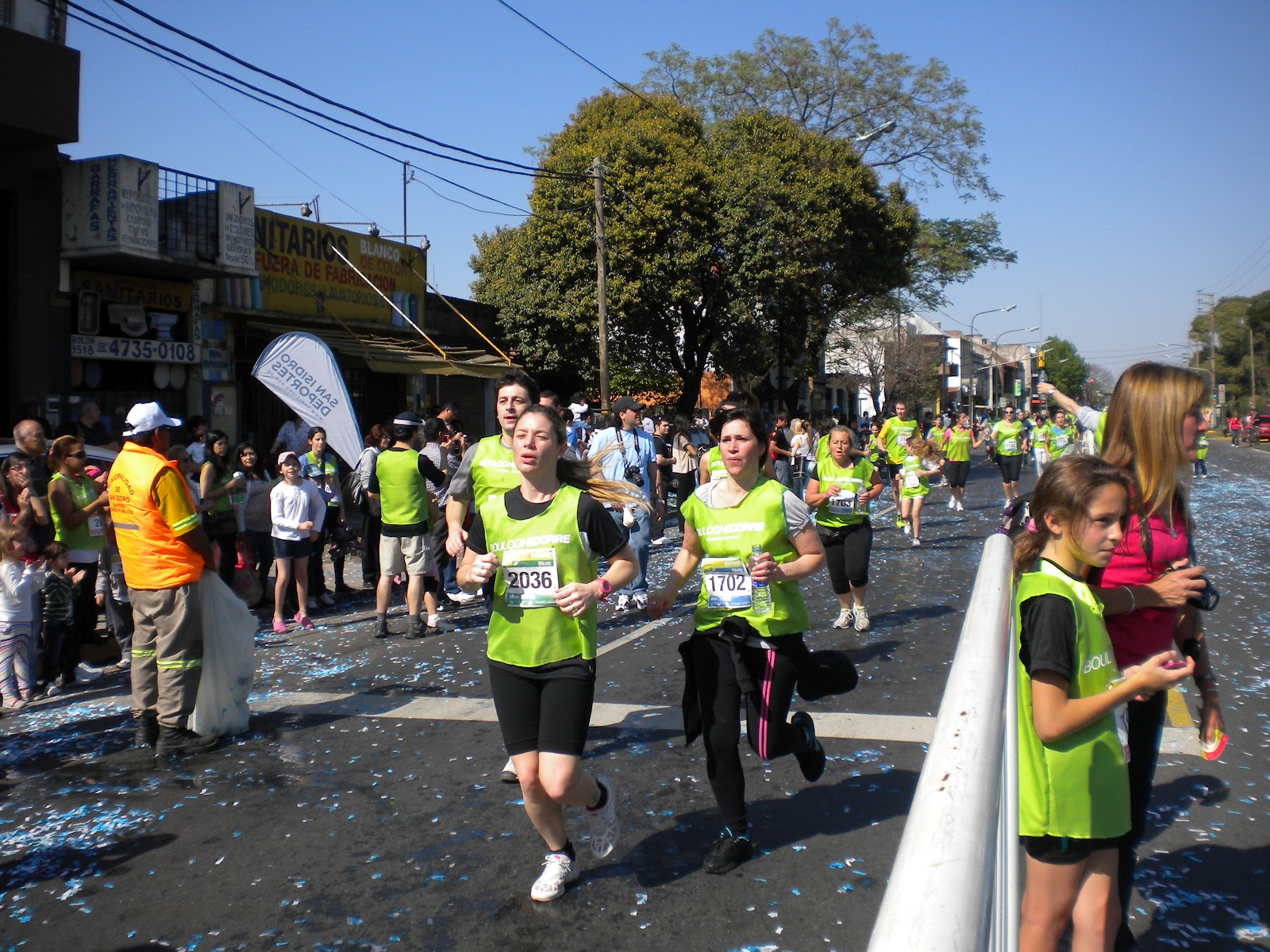 Boulogne Corre Un Xito Deportes San Isidro