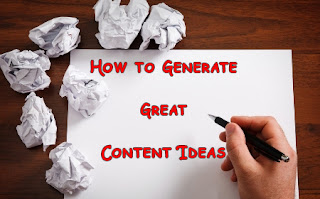 Generating traffic catchy ideas for your content
