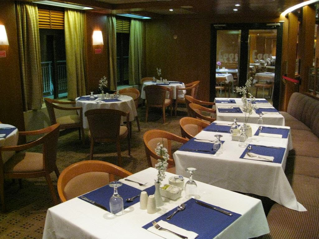 MV Atlantic Vision_Restoran