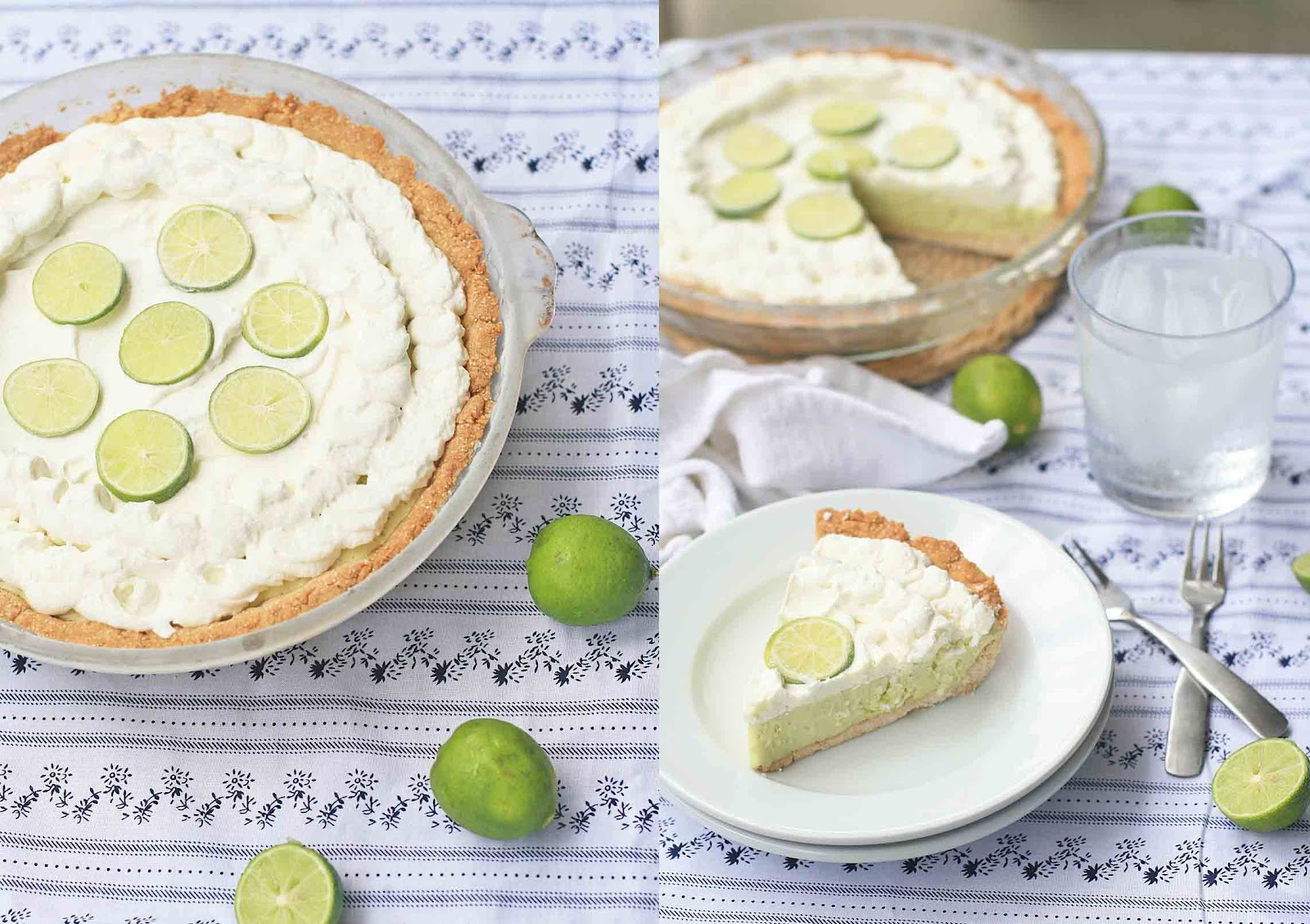 The Barefoot Contessa's Frozen Key Lime Pie, Gluten-Free | Girl Cooks ...