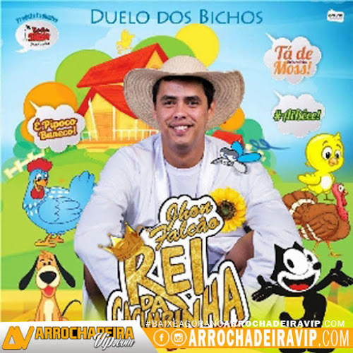[BAIXAR CD] Rei da Cacimbinha - Vol.03