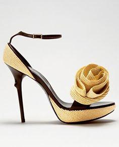 Los zapatos de Roger Vivier