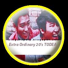Extra Ordinary 20's TODEA