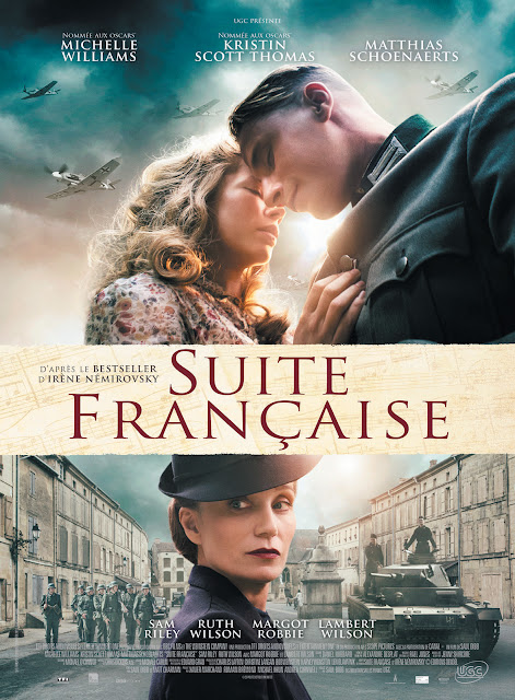 Suite francaise / Γαλλική σoυίτα (2014) tainies online oipeirates