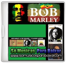 johnnny+cresch CD Bob Marley & The Wailers – 5 Classic Albums (2013)