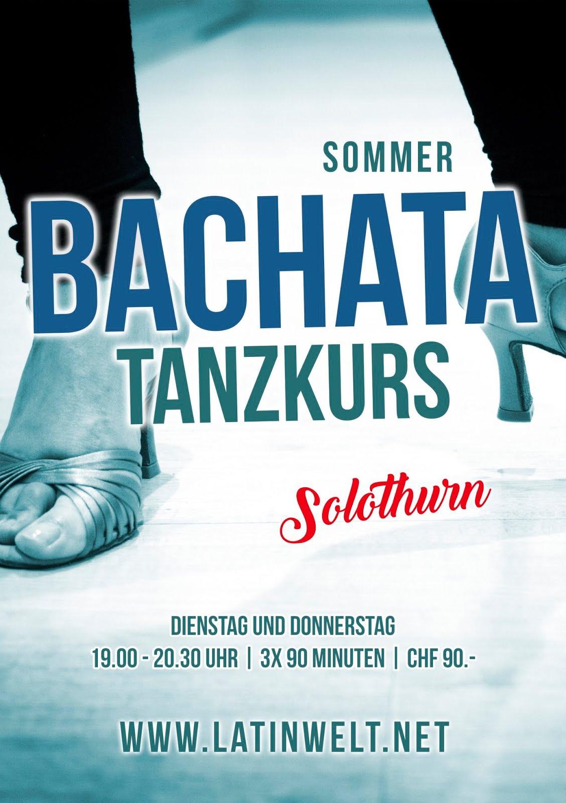 Bachata Sommer Kurs