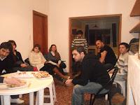 Reunión de la Sexta Sección en Dorrego