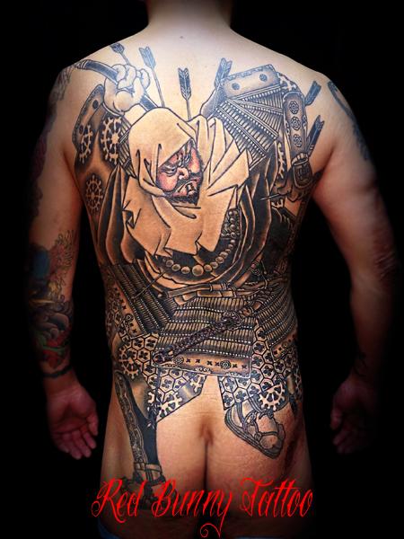 弁慶 刺青