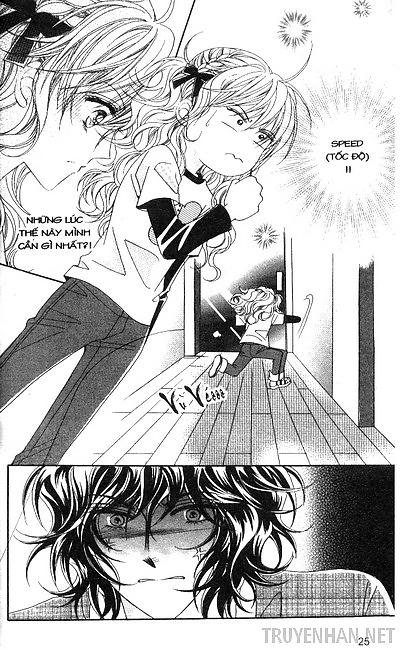 Em Là Tất Cả chap 5 - Trang 26