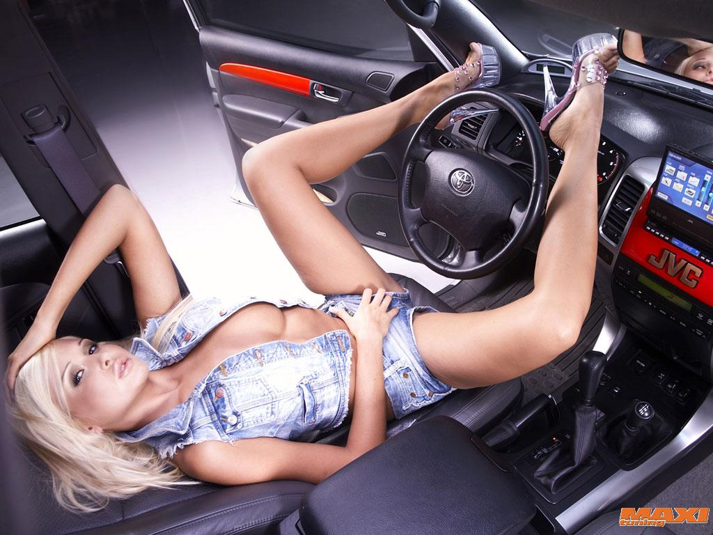 Car Picture Sexy Girl With Car Wallpaper