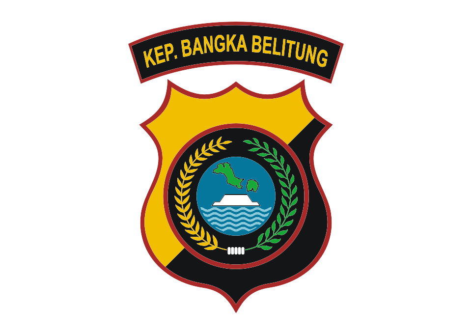 Download Logo Polda Kep. Bangka Belitung Vector