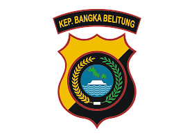 Polda Kep. Bangka Belitung Logo Vector download free