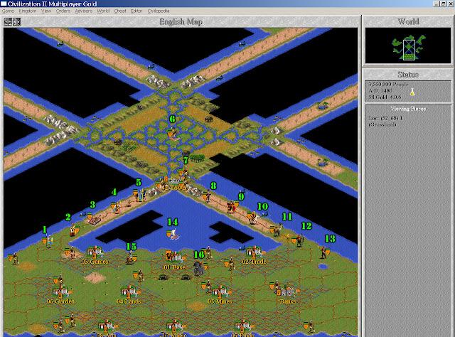 Civilization II  - Ancient Units Description
