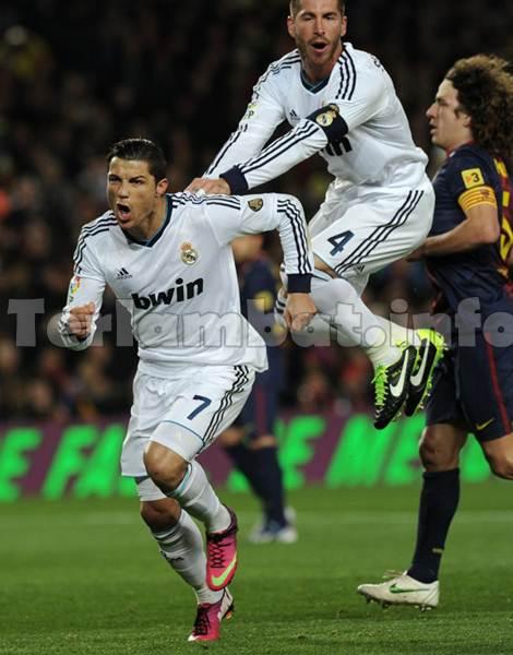 Barcelona VS Real Madid 27 Februari 2013