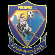 Phetchaburi Football Club Logo