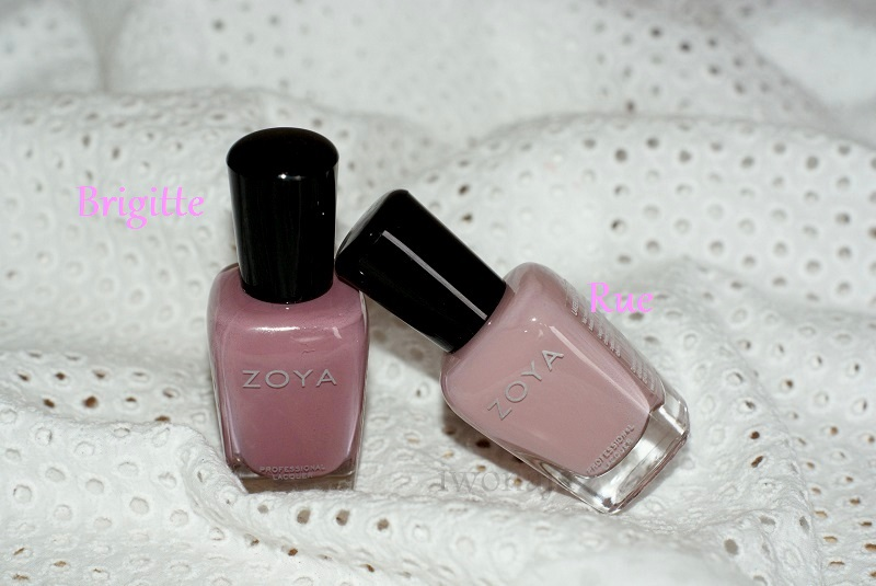 Zoya Naturel u mnie :D
