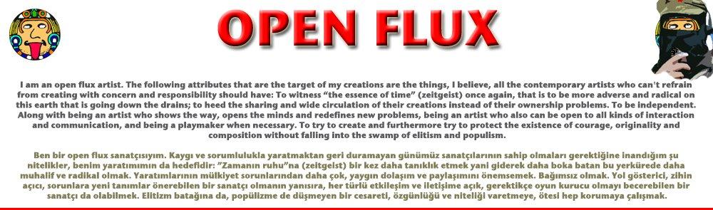 OPEN FLUX