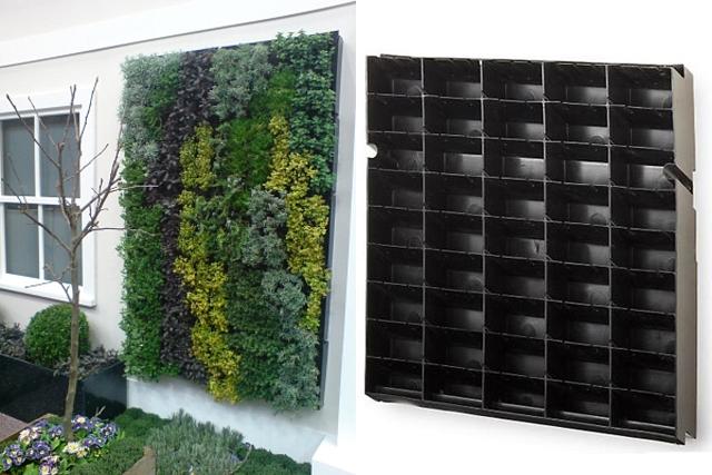 horta e jardim livro:plástica permite qualquer um ter uma pequena horta e vertical e