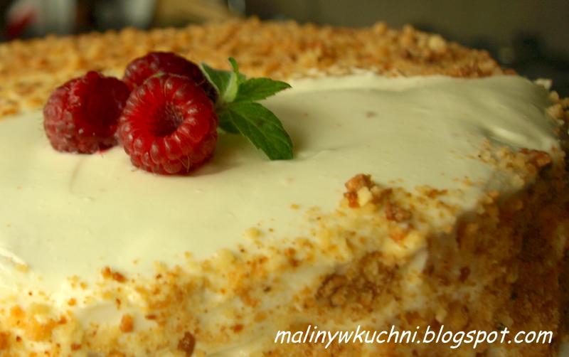 Maliny W Kuchni Ciasto Miodowe Czyli Litewski Medaus Pyragas
