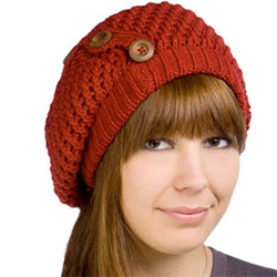 James Blog: Patterns For Chunky Knit Beret
