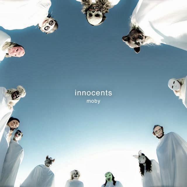 Moby - Innocents - copertina tracklist traduzioni testi video download