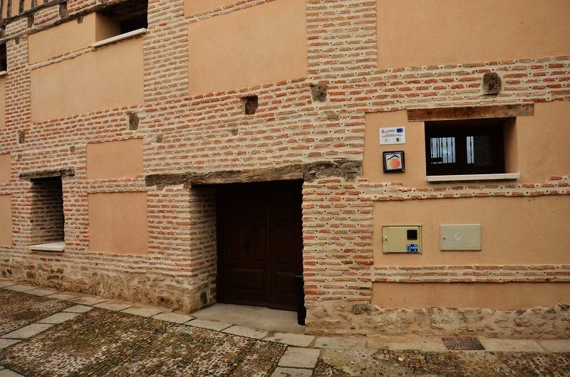 El camino del sureste a su paso por Valladolid: NUESTROS ALBERGUES