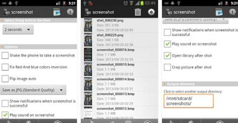 Aplikasi Screenshot Android Smartfren