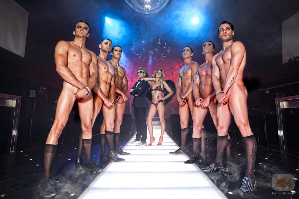 Grandes hermanos chantell desnudos
