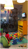 halal restaurants with kids play area in kl