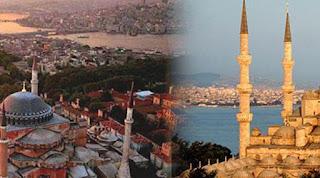 Paket Umroh Plus Istanbul Turki