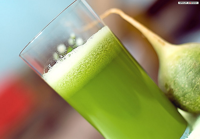 Green Aojiru Juice
